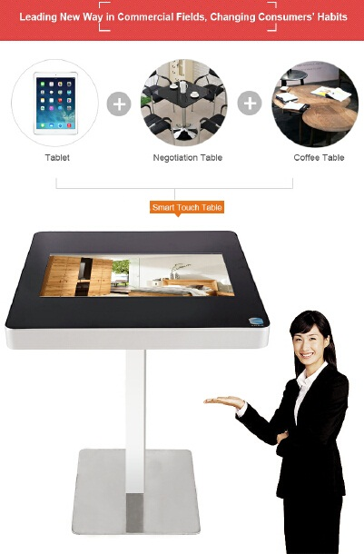 """22"""" Android Touch Screen Coffee Table"""