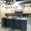 Small Video of White Lacquer Kitchen Cabinet