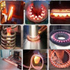 steel rod induction heating and forging furnace