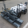 Ride-on concrete laser screed