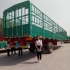 Fence semi trailers for Ethiopia