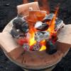 Khaya charcoal