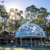 Glamping Hotel Dome Tent