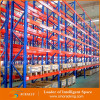 radio shuttle pallet racking video