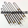 silicon carbide electric heating elements