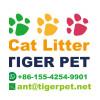 Tiger pet cat litter