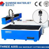 glass cutting by waterjet cutting machine