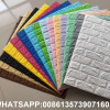 3D Xpe foam wallpaper sticker