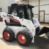 Fuwei Skid Steer Loader With Sweeper