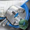 galvanized wire process line