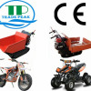 mini lifting dumper