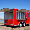 custom mobile food trailer