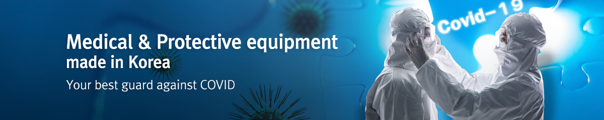 Medical & protective equipments against COVID