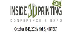 Inside 3D printing Seoul, logo