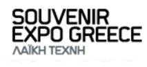 LAIKI TECNHI 2019,Athens metropolitan Expo logo