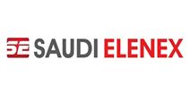 SAUDI ELENEX, logo