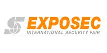 EXPOSEC 2018, logo