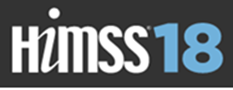 HIMSS Conference & Exhibition 2018, logo