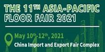 CGFF 2021 - The 11th Asia Pacific Floor Fair 2021, logo