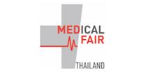 MEDICAL FAIR THAILAND 2021, logo