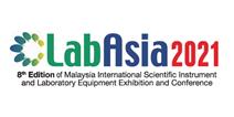 LabAsia 2021, logo