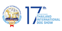 Thailand International Dog Show 2018, logo