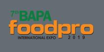 BAPA FOODPRO BANGLADESH 2019, logo