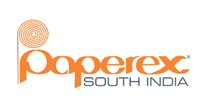 PAPEREX SOUTH INDIA 2018, logo