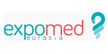 EXPOMED EURASIA 2022, logo
