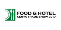 FOOD & HOTEL KENYA 2017, logo