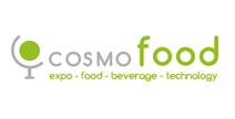 Cosmofood 2018,Fiera di Vicenza logo