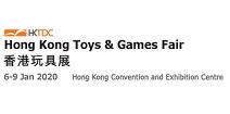Hong Kong Toys & Games Fair 2020, logo