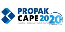 PROPAK CAPE 2020, logo
