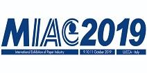 MIAC 2019,Lucca Fiere logo