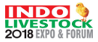 The 13th Indo Livestock 2018, logo