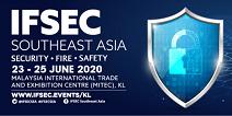 IFSEC Southeast Asia 2020,MITEC, Kuala Lumpur logo