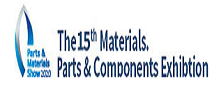 The 15th Materials, parts Components Exhibition, logo