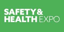 SAFETY & HEALTH EXPO 2019, logo