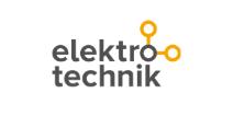 ELEKTRO TECHNIK 2019, logo