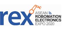 ASEAN ROBOMATION ELECTRONICS EXPO 2021, logo