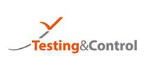 Testing & Control 2019, logo