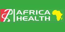 AFRICA HEALTH 2021, logo