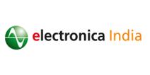 ELECTRONICA INDIA 2019,Greater Noida logo