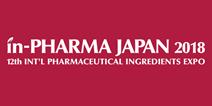 IN-PHARMA JAPAN 2018