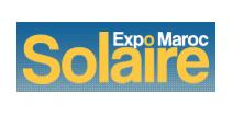SOLAIRE EXPO MAROC 2022, logo