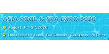 Asia Pool & Spa Expo 2020, logo