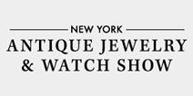 New York Antique Jewelry & Watch Show 2018