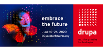 Drupa (no.1 for printing technologies) 2021
