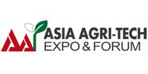 ASIA AGRI-TECH EXPO & FORUM 2021, logo
