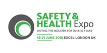 Safety & Health Expo 2018, logo